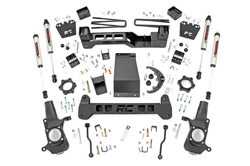 6in GM Suspension Lift Kit w/ V2 Shocks (01-10 2500HD 4WD)
