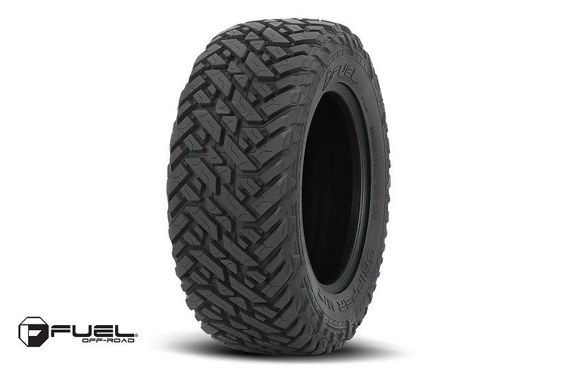 33x12.50R20LT, Fuel Gripper M/T Tire