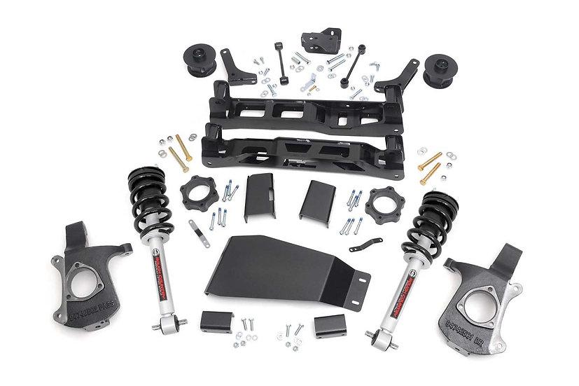 5in GM Suspension Lift Kit w/N3 Struts (07-13 Avalanche)