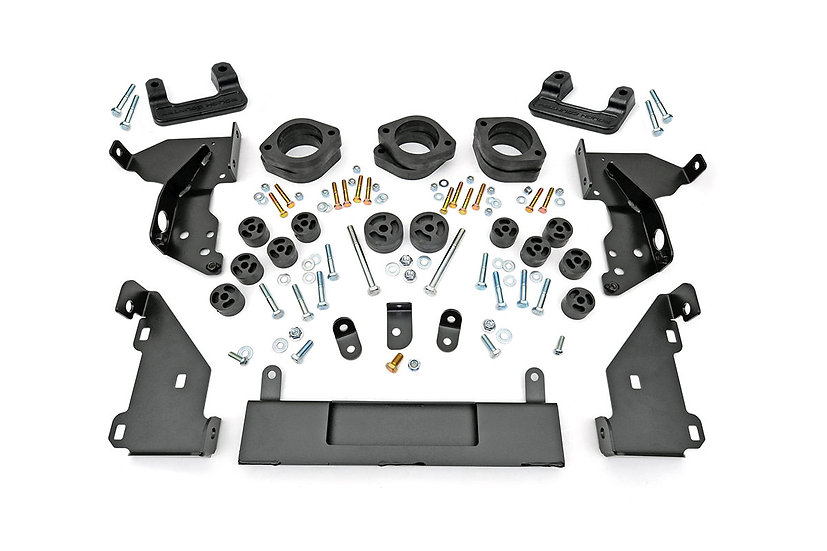 3.25in GM Combo Lift Kit (14-15 1500 PU | Cast Steel)