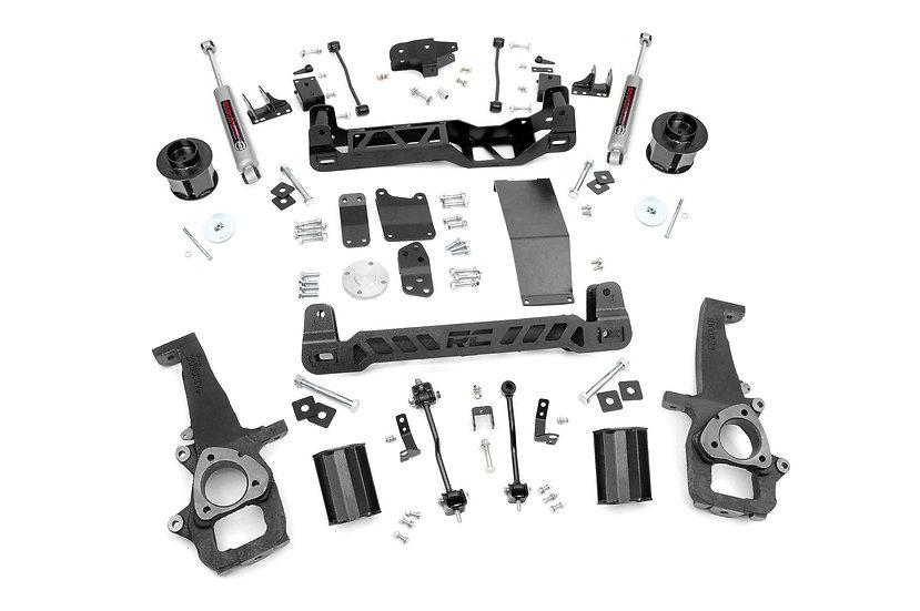 6in Dodge Suspension Lift Kit (09-11 Ram 1500 4WD)