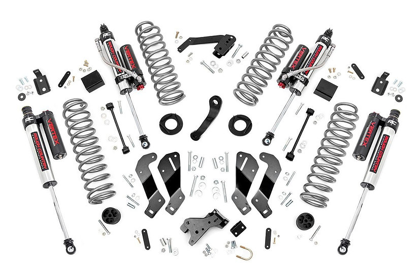 3.5in Jeep Suspension Lift Kit | Vertex | Control Arm Drop (07-18 Wrangler JK)