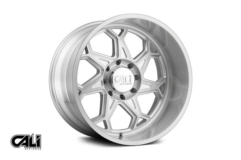 Cali Off-Road Sevenfold Wheel, 20x10 (6x139.7)