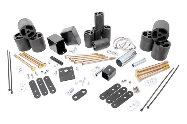 3in Jeep Body Lift Kit (Auto Trans)