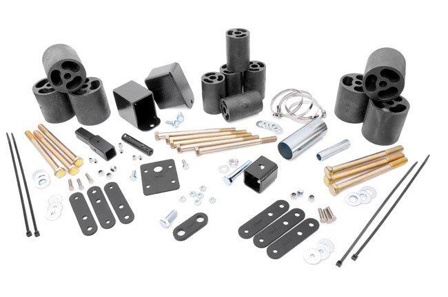 3in Jeep Body Lift Kit (Man Trans)