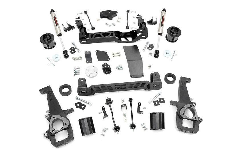6in Ram Suspension Lift Kit w/ V2 Shocks (12-18 1500 4WD)