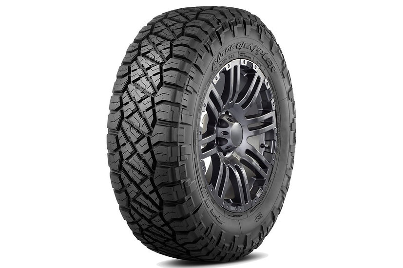 37x12.50R18LT, Nitto Ridge Grappler
