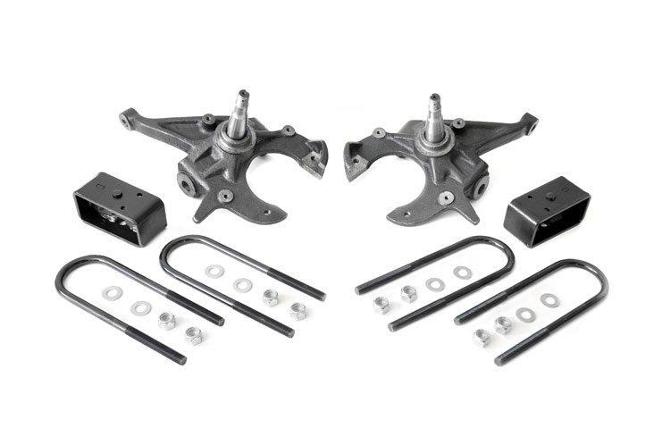 2in / 2.5in GM Lowering Kit