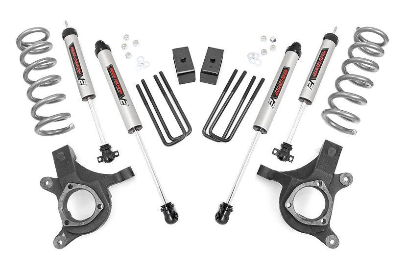 4.5in GM Suspension Lift Kit w/V2 Shocks (99-06 1500 PU 2WD)
