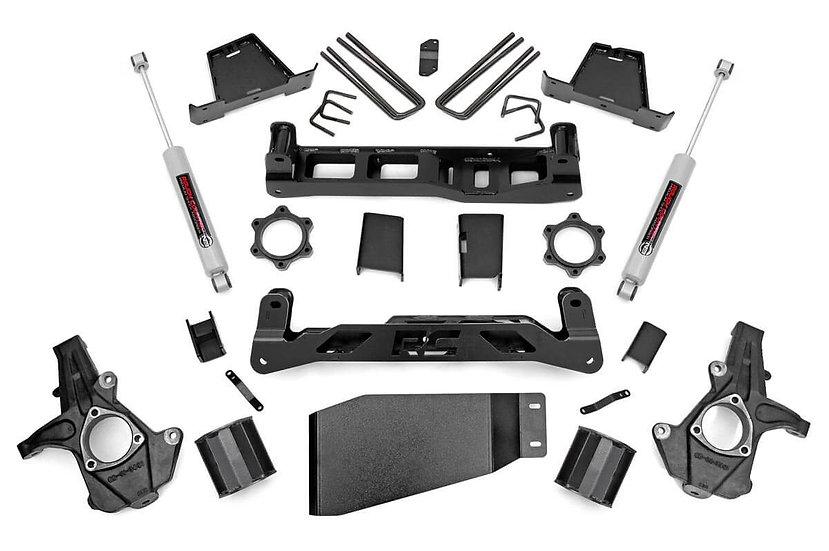 6in GM Suspension Lift Kit (N3)