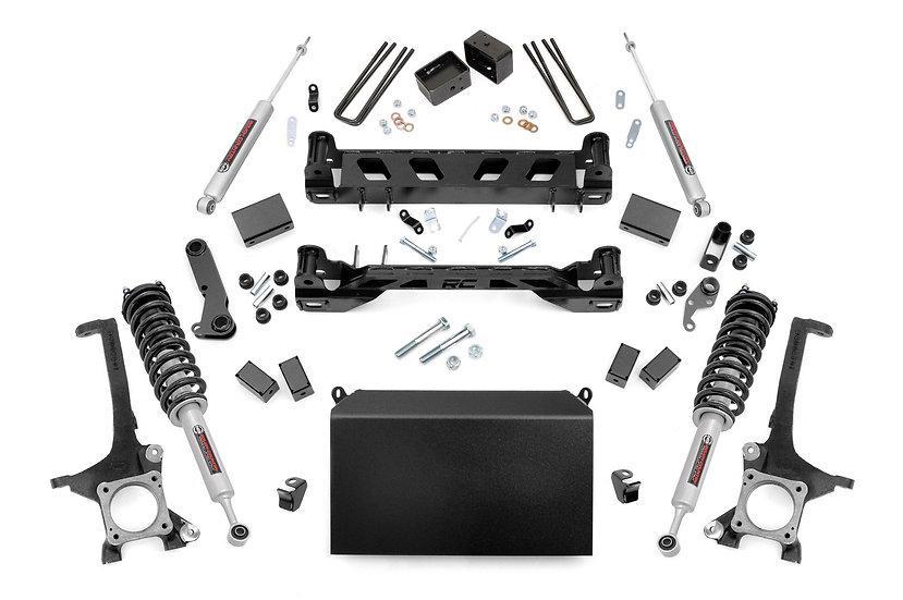 4.5in Toyota Suspension Lift Kit w/ N3 Struts (07-15 Tundra)