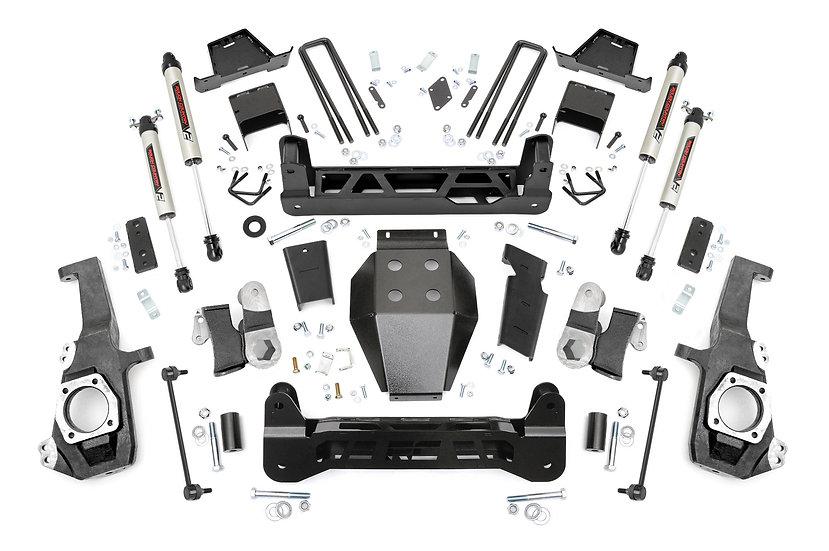 7in GM NTD Suspension Lift Kit | V2 (20-21 2500HD)
