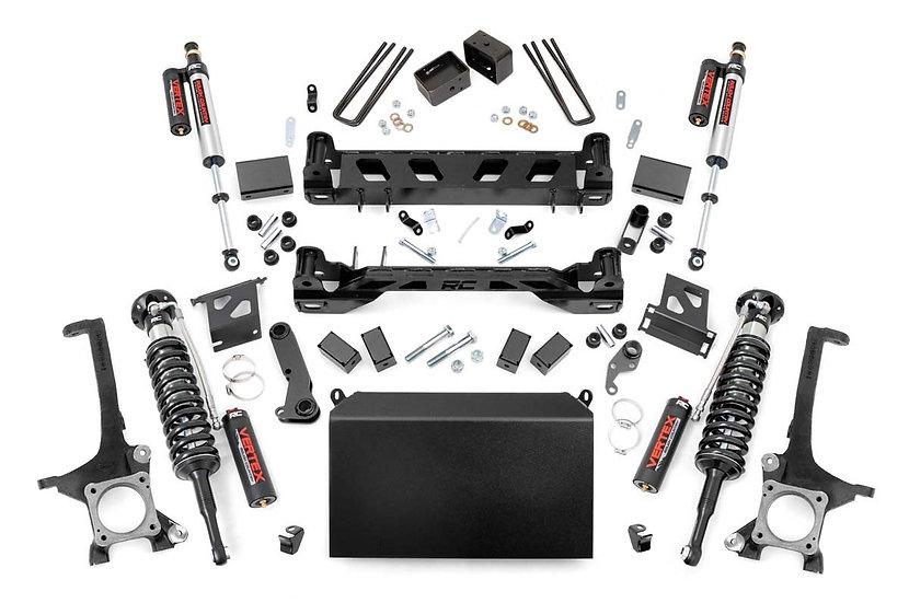 6in Toyota Suspension Lift Kit w/ Vertex Shocks (07-15 Tundra)