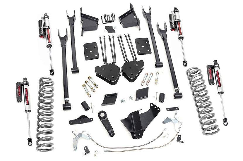 6in Ford 4-Link Suspension Lift Kit | Vertex (15-16 F-250 4WD | Overloads)