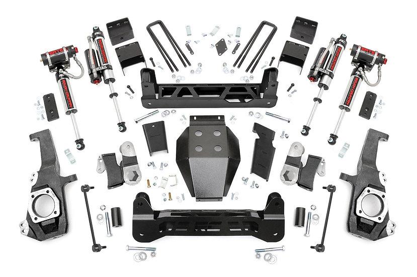 5in GM NTD Suspension Lift Kit | Vertex (20-21 2500HD)
