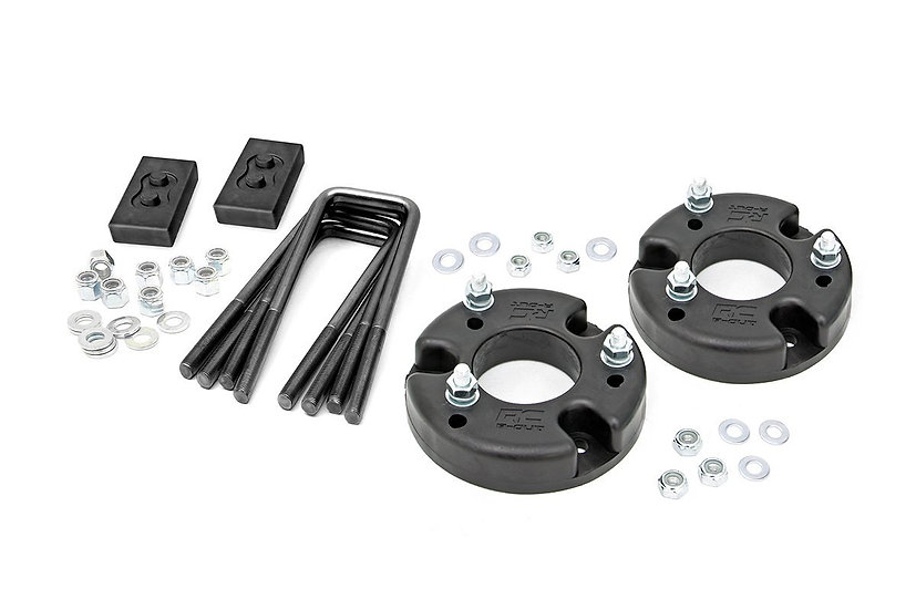 2in Ford Leveling Kit (2021 F-150)