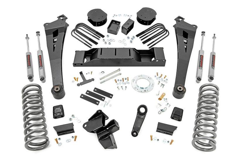 5in Dodge Radius Arm Suspension Lift Kit (2020 Ram 3500 4WD | Diesel, Air Ride)