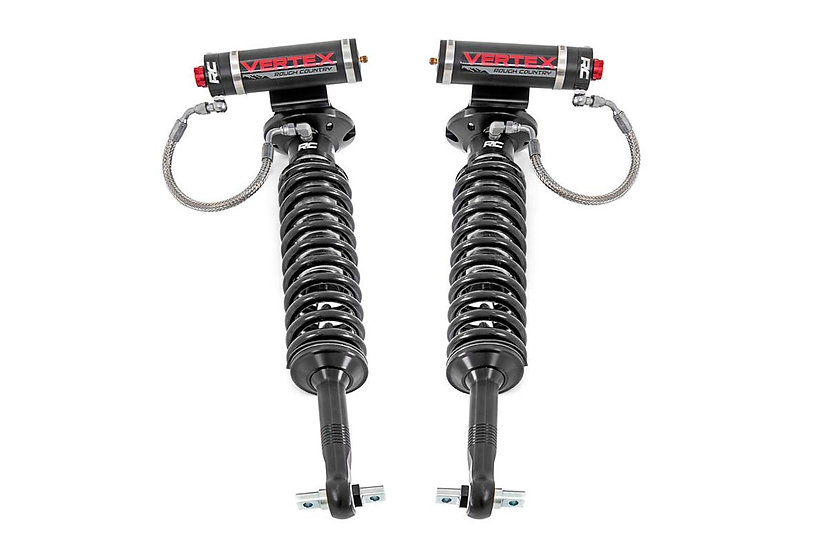 2in Ford Front Adjustable Vertex Coilover Leveling Kit (14-21 F-150 4WD)