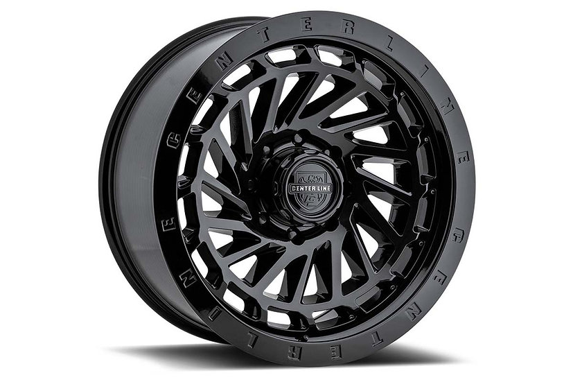 Centerline 845B LT5 Wheel, 20X10 (8x6.50)