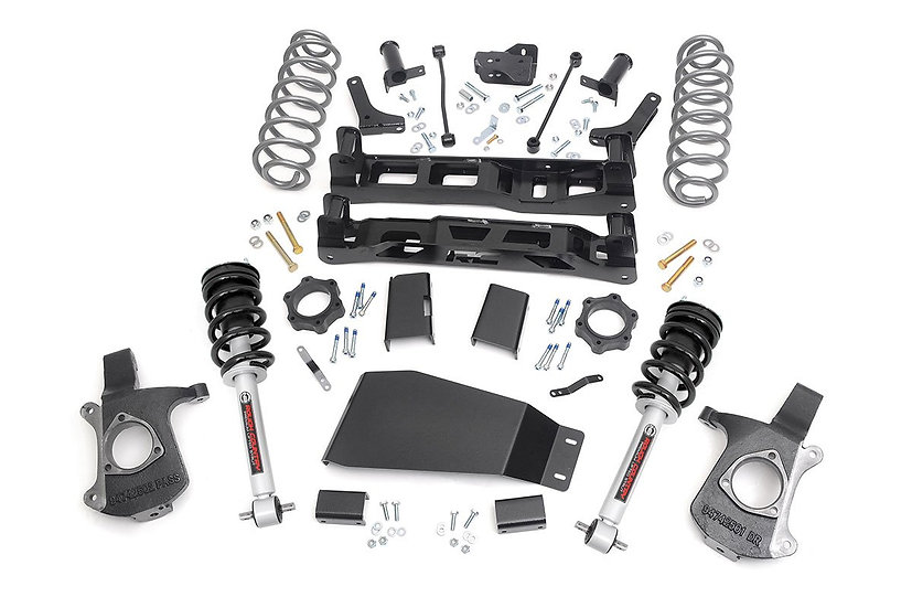 7.5in GM Suspension Lift Kit w/N3 Struts (07-13 Avalanche)
