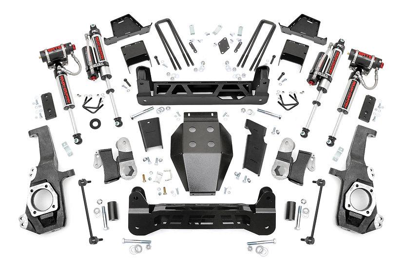 7in GM NTD Suspension Lift Kit   Vertex (20-21 2500HD)