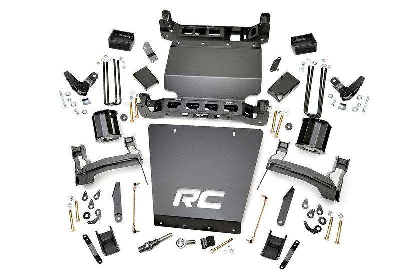 5in GMC Suspension Lift Kit (14-16 1500 Denali PU 4WD w/MagneRide)