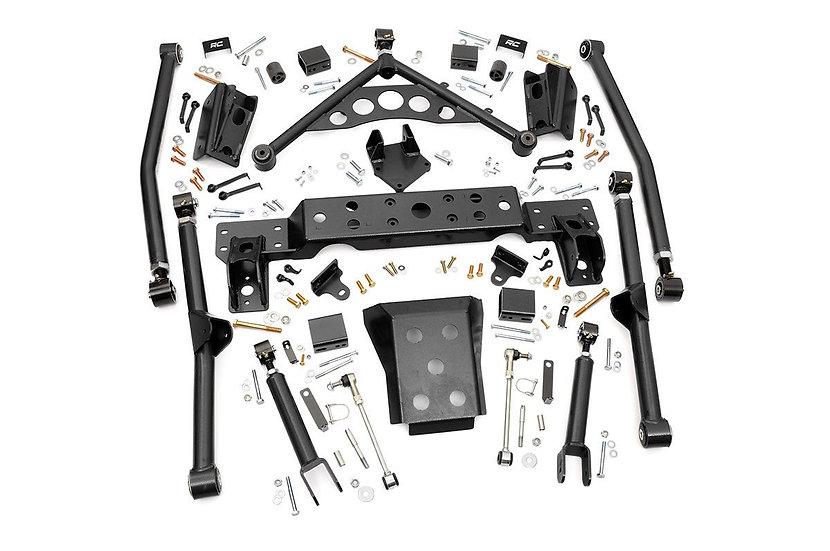 4in Jeep Long Arm Upgrade Kit (99-04 Grand Cherokee WJ)