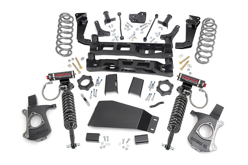 7.5in GM Suspension Lift Kit w/ Vertex Coilovers (07-13 Tahoe/Yukon)
