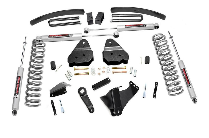 6in Ford Suspension Lift Kit (Diesel)
