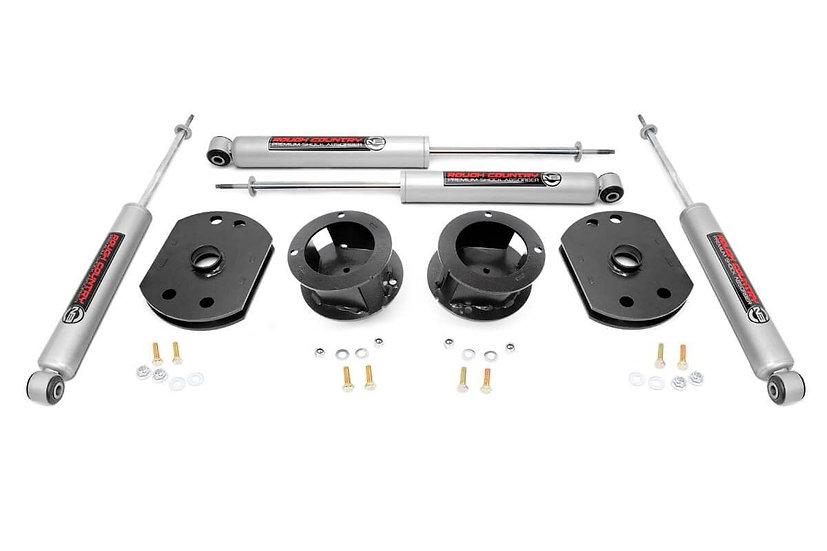 2.5in Ram Lift Kit | N2.0 Shocks (14-20 2500 4WD)