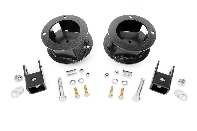 2.5in Ram Leveling Coil Spacers (14-20 2500 | 13-20 3500 4WD)