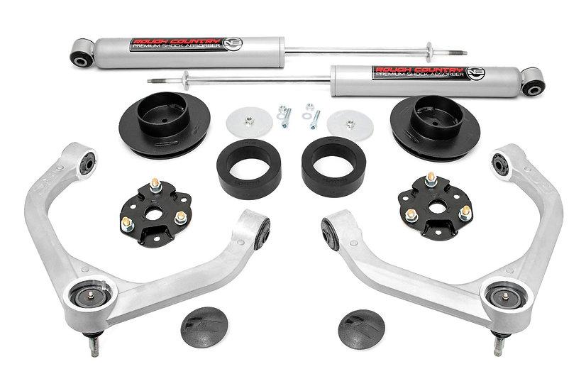 3.5in Ram Bolt-On Lift Kit w/ Rear N3 Shocks (19-21 Ram 1500 4WD)