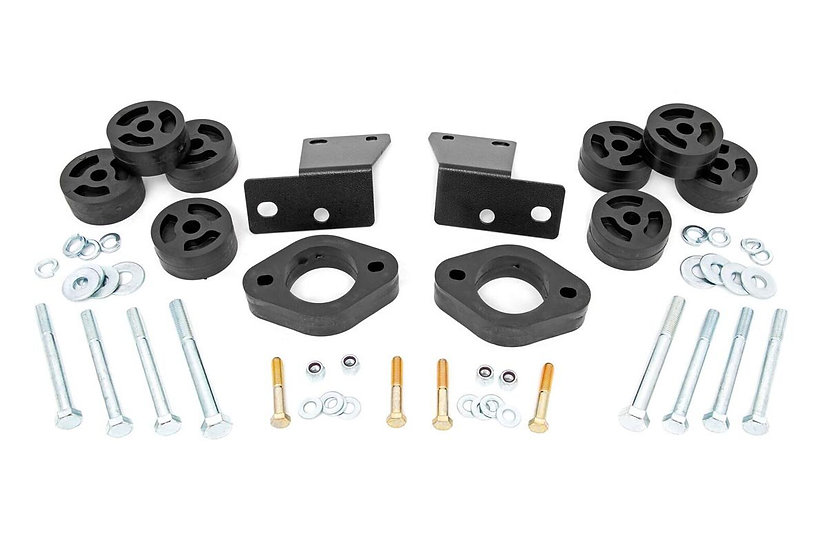 1.25in Jeep Body Lift Kit (18-21 Wrangler JL)