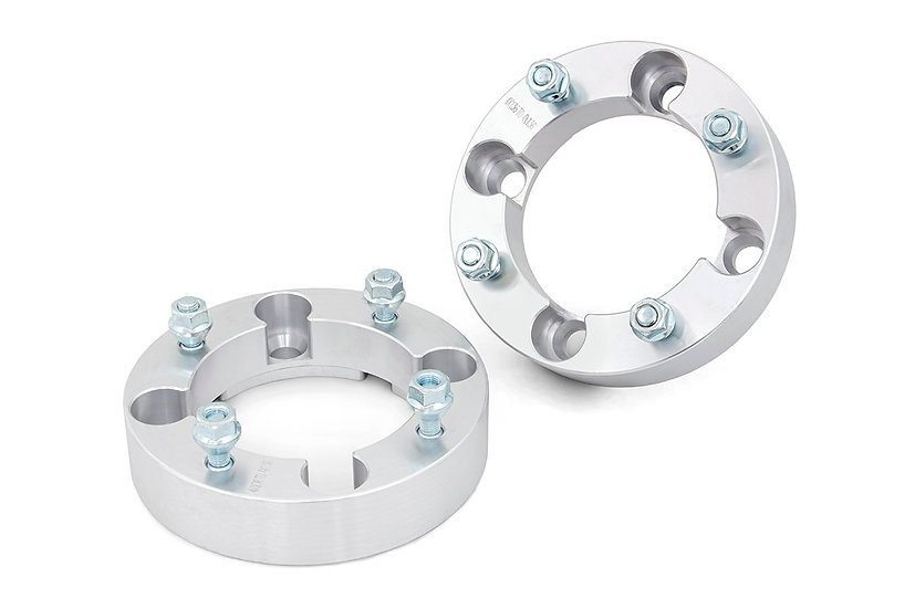 1.5-Inch Can-Am Wheel Spacers | Pair (Defender, Commander, Maverick | 4/137mm)