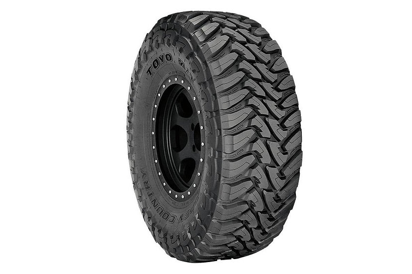 37x12.50R20LT, Toyo Open Country M/T