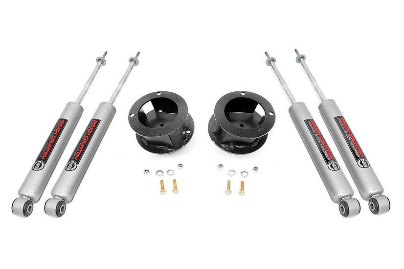 2.5in Ram Leveling Kit (14-20 2500   13-20 3500 4WD)