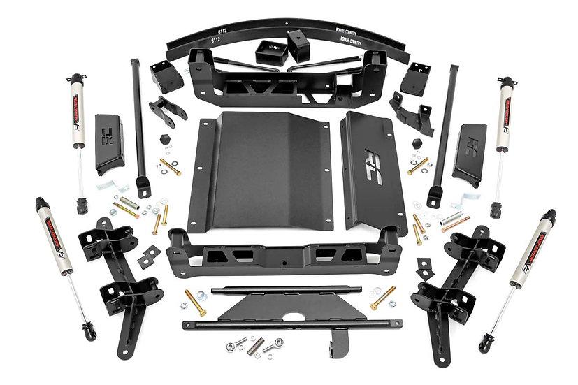 6in GM Suspension Lift Kit w/ V2 Shocks
