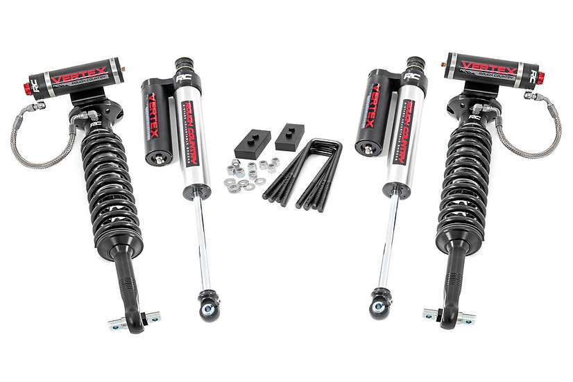 2in Ford Leveling Lift Kit w/Vertex (2021 F-150)