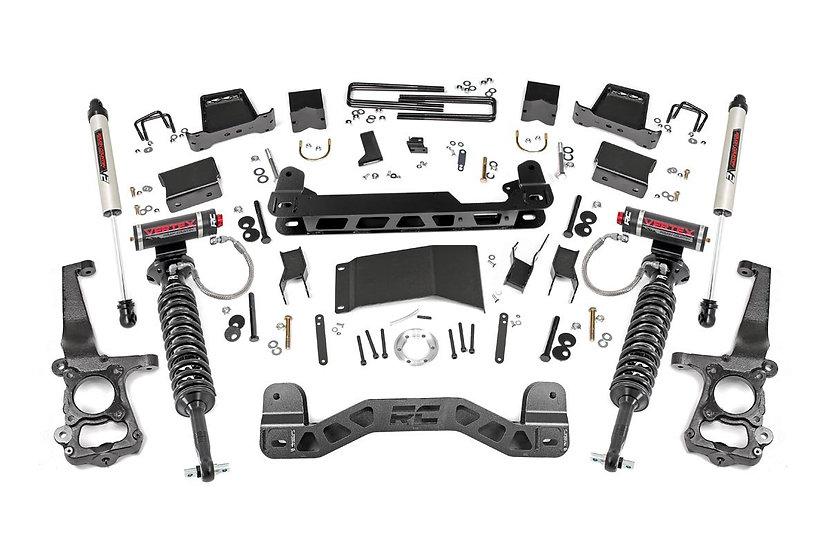 6in Ford Suspension Lift Kit | Vertex & V2 (15-20 F-150 4WD)