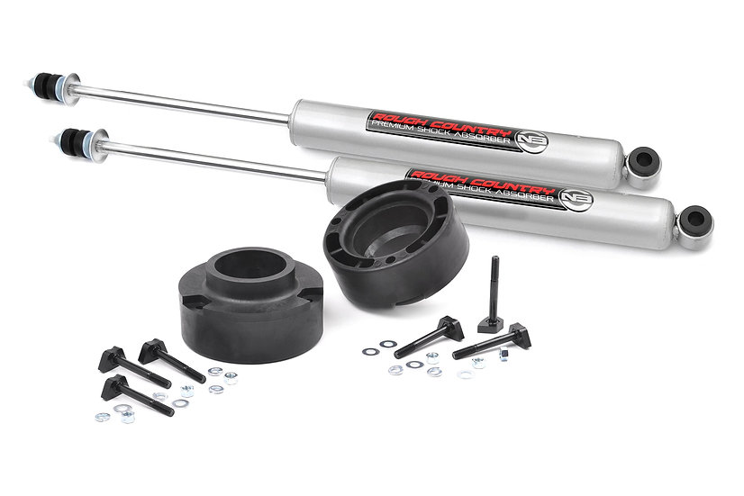 2.5in Dodge Leveling Lift Kit