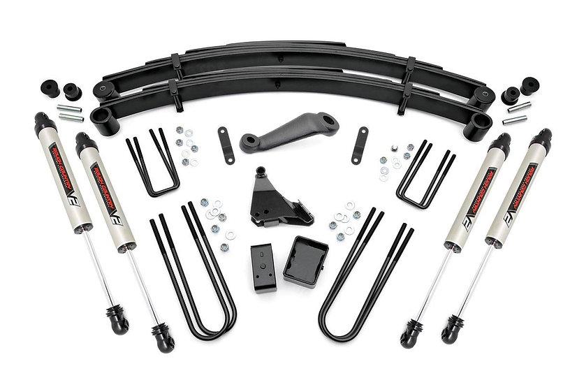 6in Ford Suspension Lift Kit w/ V2 Shocks