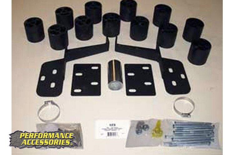 3in GM Body Lift Kit (95-99 Tahoe/Yukon/Suburban)