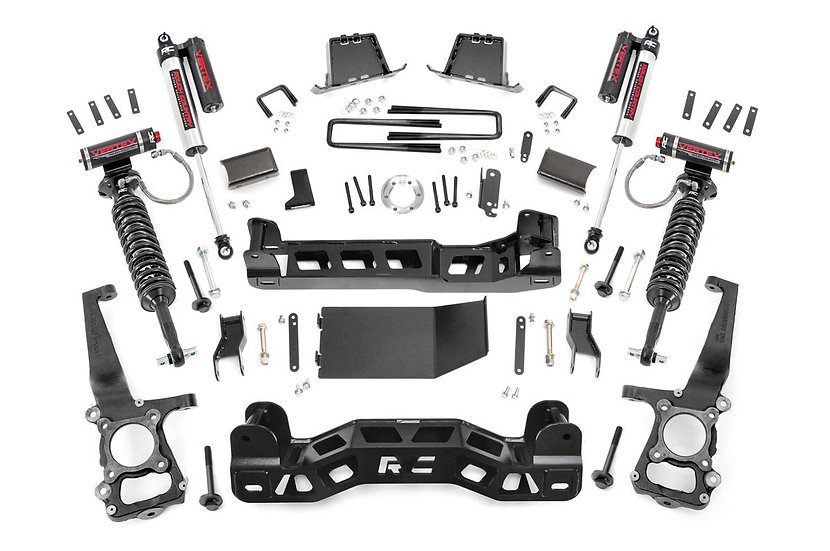 6in Ford Suspension Lift Kit | Vertex (2014 F-150 4WD)