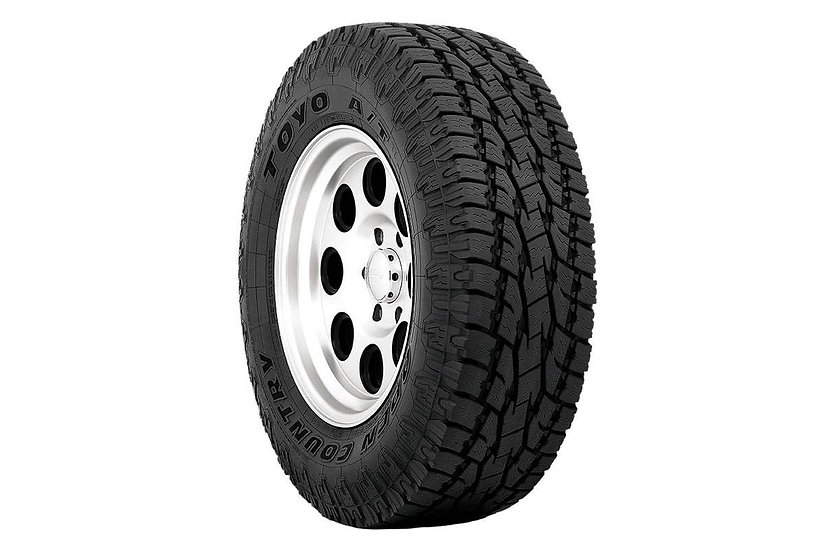 33x12.50R22LT, Toyo Open Country A/T II