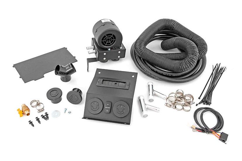 Can-Am 16K BTU Hidden Fan Heater Kit (16-21 Defender)