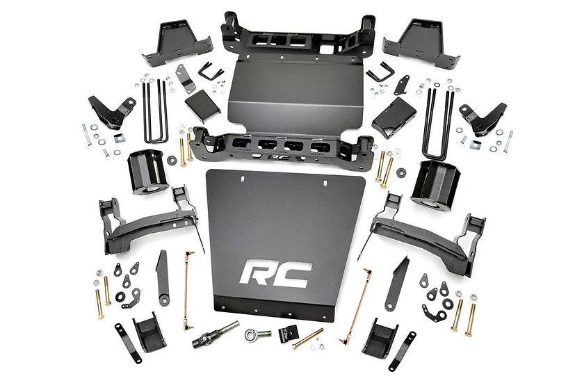 7in GMC Suspension Lift Kit (14-18 1500 Denali PU 4WD w/MagneRide | Steel)