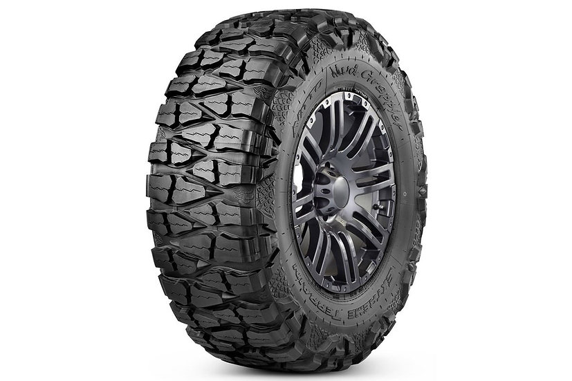 35x12.50R17LT, Nitto Mud Grappler