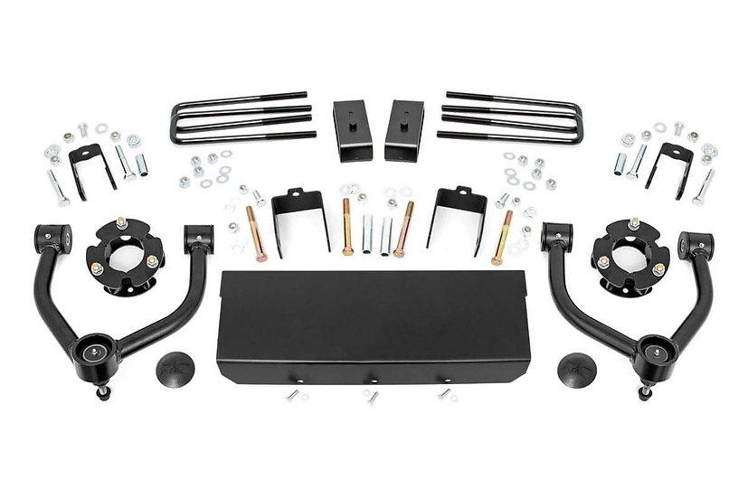 3in Nissan Lift Kit (16-20 Titan XD 2WD/4WD)