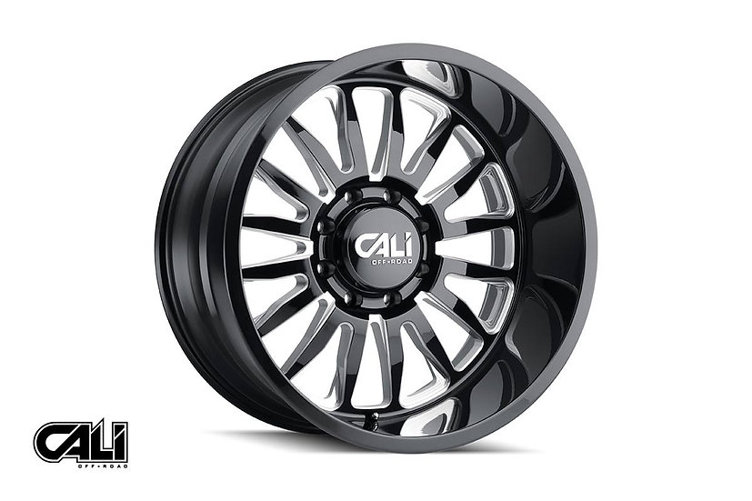 Cali Off-Road Summit Wheel, 20x10 (8x170)