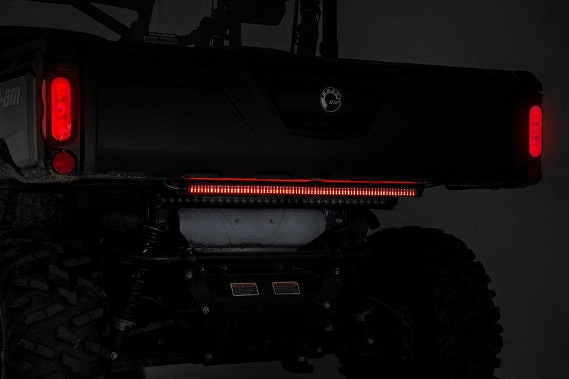 30-inch UTV Premium Quad-Row Multi-Function LED Tailgate Light Strip